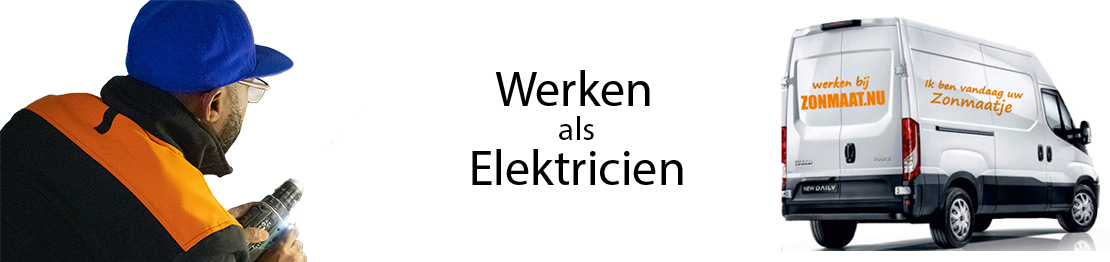 Werken als Elektricien